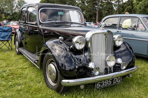 5395 DG Rover P3 (1948)