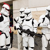 Clone Trooper Captain and Clone Troopers