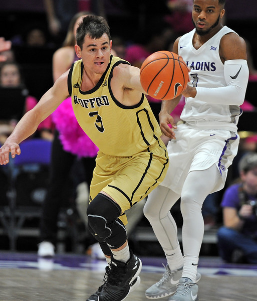 Wofford at Furman Basketball