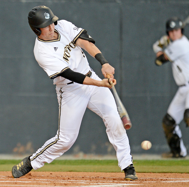 Wofford vs Kentucky Baseball