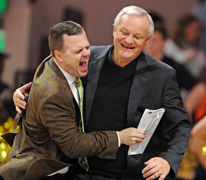 Wofford vs Mercer Basketball