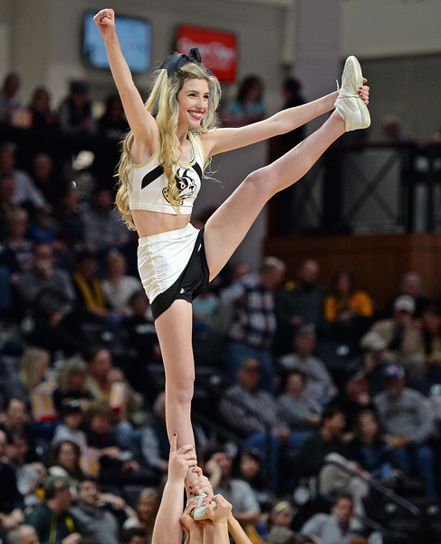Wofford vs East Tennessee State Basketball