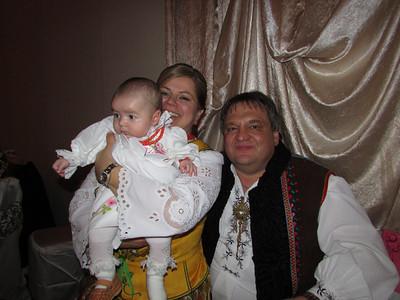 Chrzciny u Rebidasów i Wilczków
