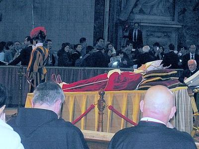 Pogrzeb Ojca Sw. Jana Pawla II