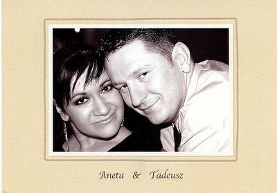 Wesele Anety i Tadeusza Stoch