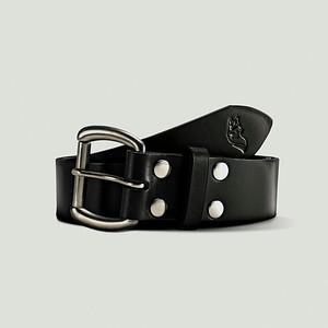Wolf Belt Black