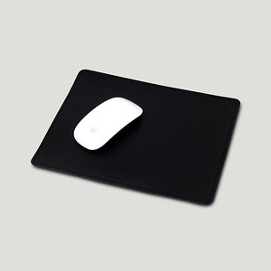Wolf Leather Mousepad