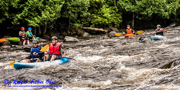 """WRR-AE """"Wolfman Triathlon"""" 2016 by Robert A. Obst FAV 4 STARS HIGH RES COMPETITORS within the wild Wolf River-Section 2's Sherry Rapids DSC_6651"""