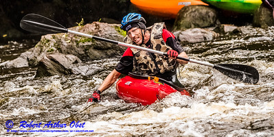"""WRR-AE (Langlade County) """"Wolfman Triathlon"""" 2016 by Robert A. Obst FAV 5 STARS HIGH RES COMPETITOR within the wild Wolf River-Section 2's Sherry Rapids DSC_6660"""