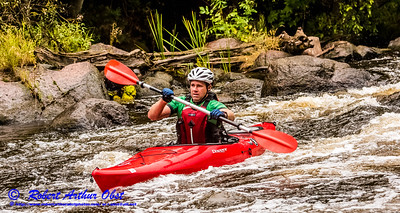 """WRR-AE (Langlade County) """"Wolfman Triathlon"""" 2016 by Robert A. Obst FAV 4 STARS HIGH RES COMPETITOR 118  PAUL KEKSTAS within the wild Wolf River-S2's Sherry Rapids DSC_6668"""