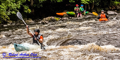 """WRR-AE (Langlade County) """"Wolfman Triathlon"""" 2016 by Robert A. Obst FAV 4 STARS HIGH RES COMPETITORS within the wild Wolf River-Section 2's Sherry Rapids DSC_6654"""