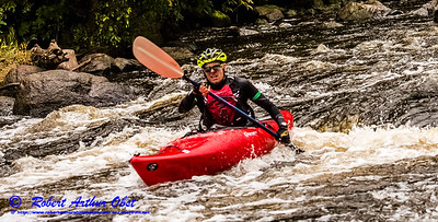 """WRR-AE """"Wolfman Triathlon"""" 2016 by Robert A. Obst 3 STARS HIGH RES COMPETITOR within the wild Wolf River-S2's Sherry Rapids DSC_6663"""