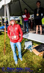"WRR-AE ""WOLFMAN TRIATHLON 2016"" FAV 4 STARS Image (USA WI Langlade-White Lake Wolfman Triathlon) - Celebrations Dinner & AWARDS Ceremony at Bear Paw Outdoor Adventure Resort: CONGRATS for-to Wolfman Triathlon AWARD-WINNER/S ? with Race Director Karen Steckbauer McCabe & Staff DSC_7806"
