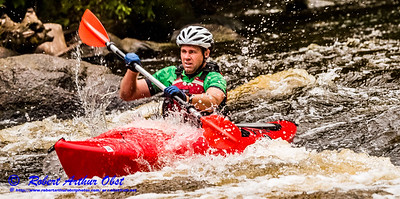 """WRR-AE (Langlade County) """"Wolfman Triathlon"""" 2016 by Robert A. Obst FAV 5 STARS HIGH RES COMPETITOR 118  PAUL KEKSTAS within the wild Wolf River-S2's Sherry Rapids DSC_6667"""