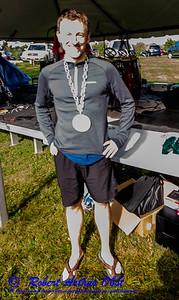 "WRR-AE ""WOLFMAN TRIATHLON 2016"" 3 STARS Image (USA WI Langlade-White Lake Wolfman Triathlon) - Celebrations Dinner & AWARDS Ceremony at Bear Paw Outdoor Adventure Resort: CONGRATS for-to Wolfman Triathlon AWARD-WINNER/S ? with Race Director Karen Steckbauer McCabe & Staff DSC_7804"