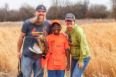 Pheasant Hunt, 2/28 & 3/7 2017