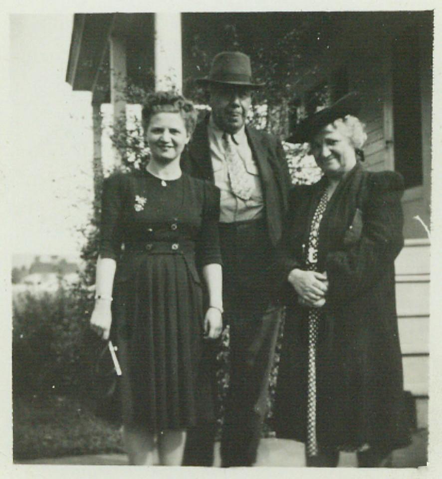Winn, Fred and Jessie Wolff