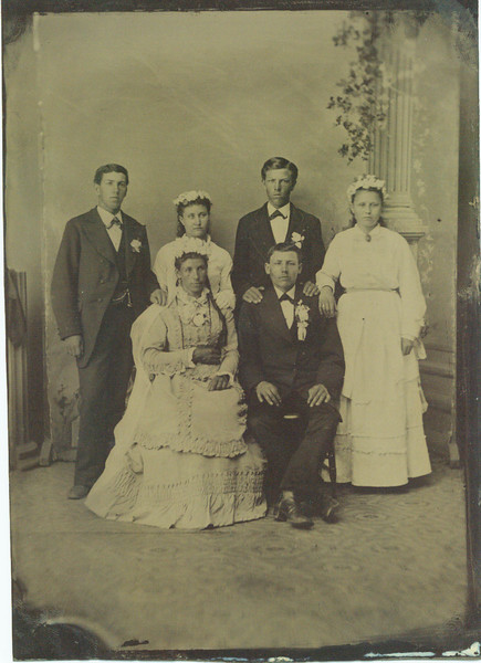Caroline and Anton wolff and others