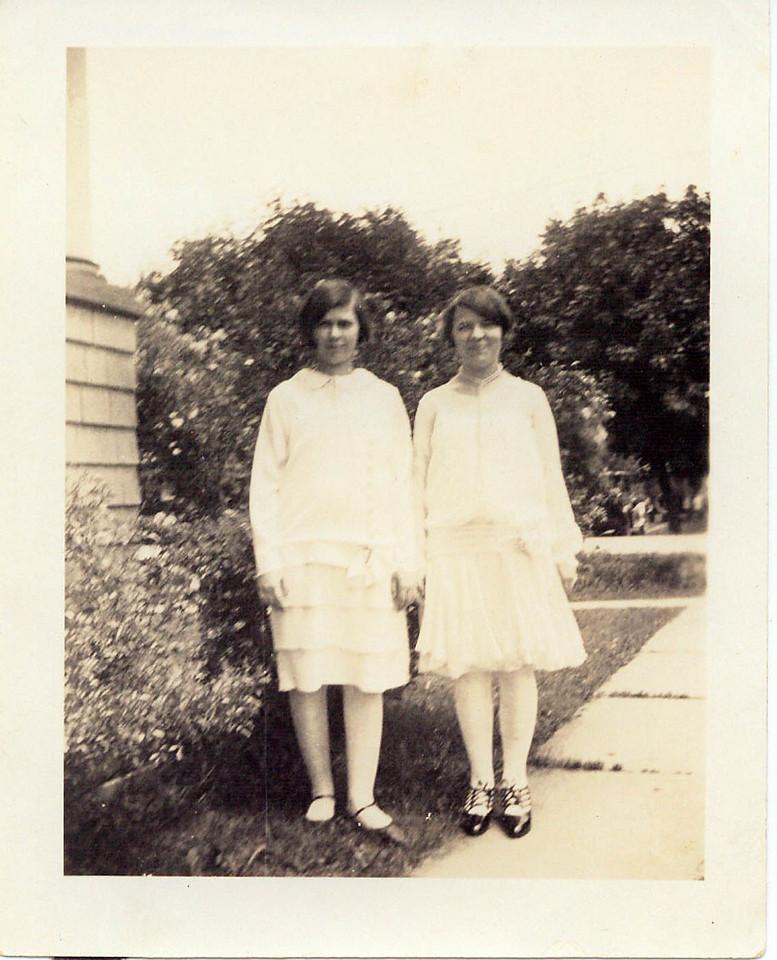 Wilma and Aurelia Didas