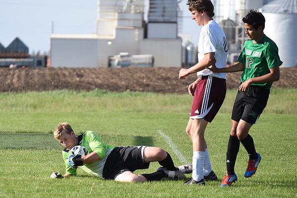 Wolfpack boys' soccer