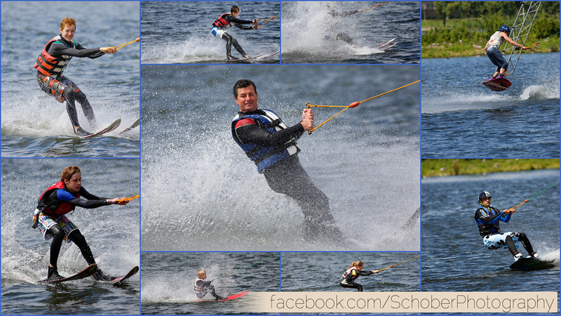 2014-06-21Lido Almere Season Ski Club End CollageSchoberPhotography