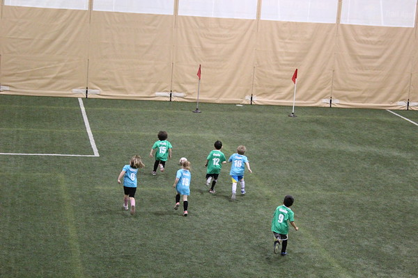 Wolves Soccer