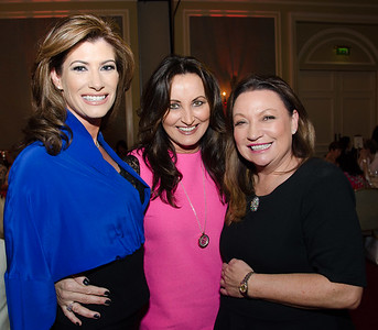 Louise Loughman,  Annette Rocca and Norah Casey