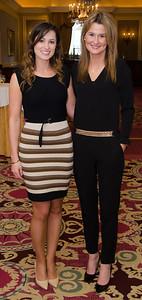 Gina Kelly and Laura O'Brien