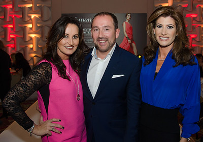 Annette Rocca, Kenny Robertson and Louise Loughman