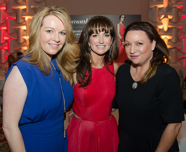 Claire Byrne, Lorraine Keane and Norah Casey