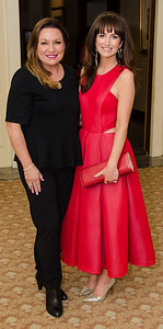 Norah Casey and Lorraine Keane