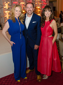 Claire Byrne, Kenny Robertson and Lorraine Keane