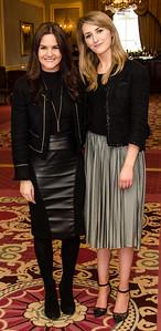 Karla Stein and Ciara Kavannagh