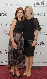 Cathy O'Donohoe and Elaine O'Reilly