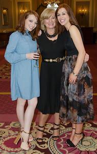 Irene O'Brien, Ann O'Brien and Cathy O'Donohoe