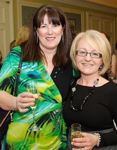 Mairead Dayton and Louise Gordon