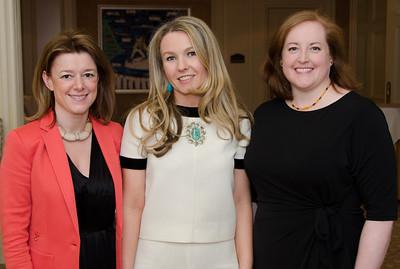Pauline Cain, Lisa Murray and Sinead nic Oireachtaigh