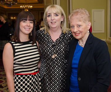 Naomi Frew, Imelda Wall and Pauline Dolan