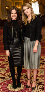 Karla Stein and Ciara Kavannagh