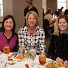 Jennifer Martin, Angela Hewitt and Melanie Brown.