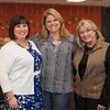Christina Collins, Michelle Baugh and Kathy Yerrid.