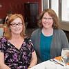 Carolyn Merwin and Alena Shartzer.