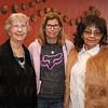 Virgini Rauh, Chrissy Halioris and Sarah Barbour.