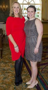 Lorraine Heskin and Grainne Conaty