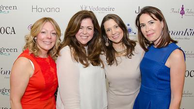 Karen Whelan, Melinda Scuilli, Niamh Wylie and Kathryn Hill-2