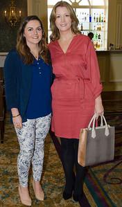Elaine Bulger and Lorraine Byrne