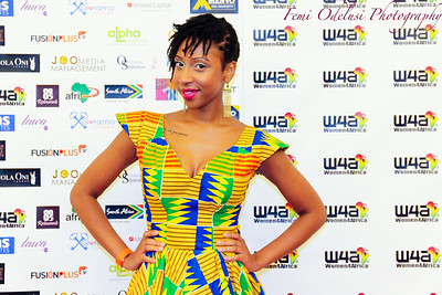 5th Annual 'Women4Africa™ Awards UK 2016', W4A 2016, held on Saturday 21st May 2016.