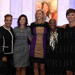 Dawne Gee, Misty Cruse, Lesa Seibert, Dr. Bertice Berry and Kim Dodson.