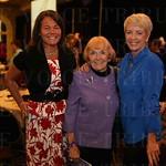 Denise Hoskanson, Reba Doutrick and Tara Bassett.