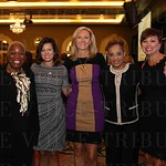 Dr. Bertice Berry, Misty Cruse, Lesa Seibert, Dawne Gee and Kim Dodson.